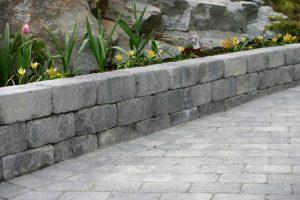 Herregård mur gråmix
